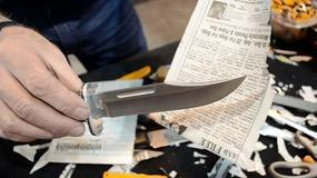 Najostrzejszy nóż na świecie? Zobaczcie