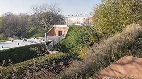 Projekt Muzeum Katyńskiego w konkursie architektonicznym UE