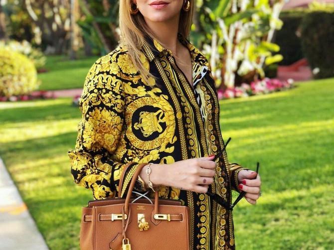Najbogatija modna blogerka na svetu POSTALA MAMA! Tokom trudnoće je bila prelepa, a sada JOŠ LEPŠA!