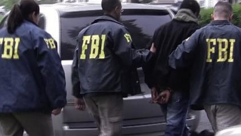 For Illustration: Officers of the FBI have arrested some Nigerian men over money laundering and romance scam. (FBI)