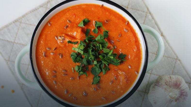Uwielbiasz Zupe Pomidorowa Wyprobuj Nasz Przepis Na Sycacy Krem Z