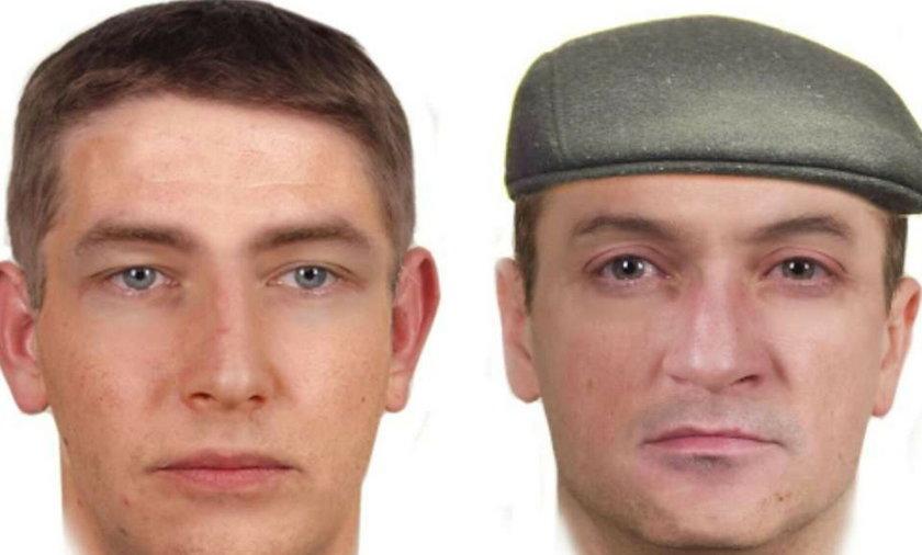 Poznajesz te twarze? Pomóż złapać tych bandytów!