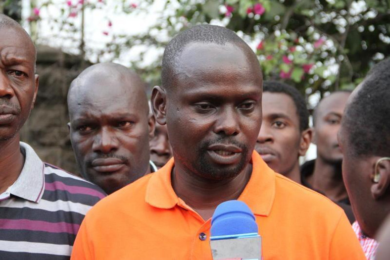 Imran Okoth, brother to the late Ken Okoth said to be eyeing the Kibra parliamentary seat