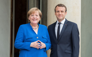 Merkel i Macron: żadnych eksperymentów! [OPINIA]
