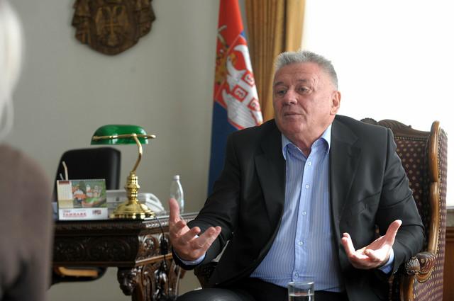Velimir Ilić: Ako krenete na Nikolića, moraćete da rušite i druge. Na šta bi onda ličila Sava?