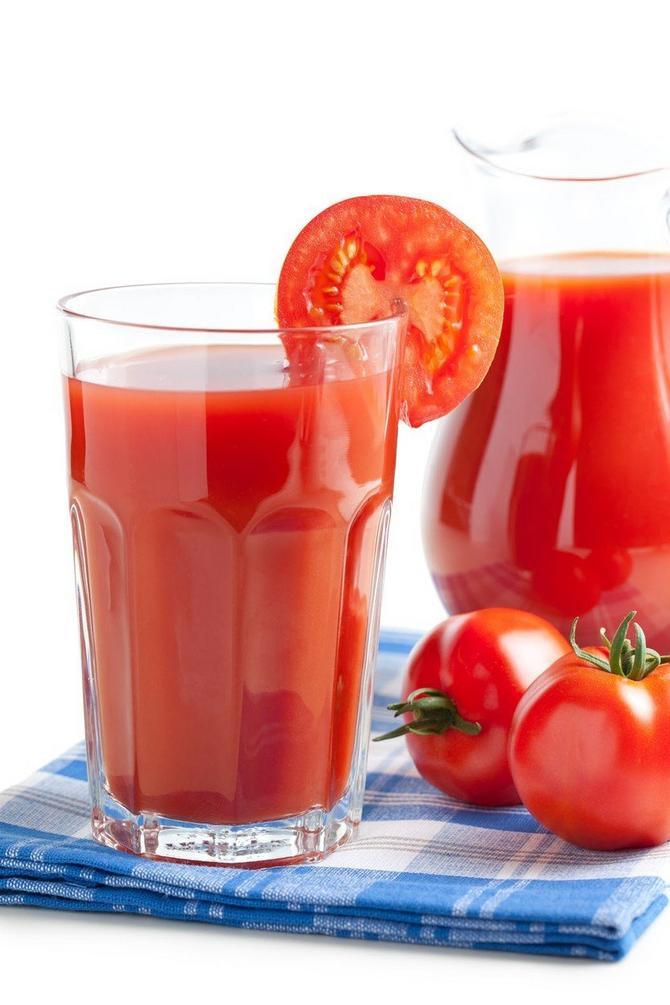 Sok od paradajza ima antikancerogen efekat