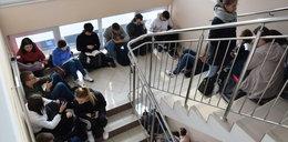 Koszmar studentów w Rzeszowie. Dantejskie sceny na politechnice