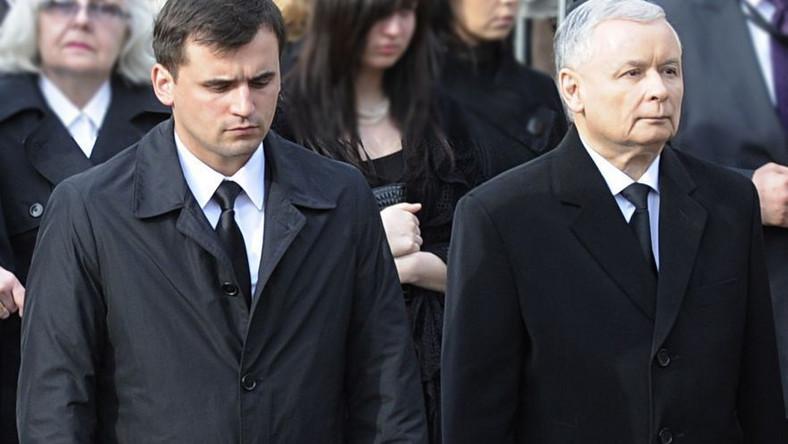 Mąż Marty Kaczyńskiej chce do Brukseli. Polski parlament nazywa cyrkiem
