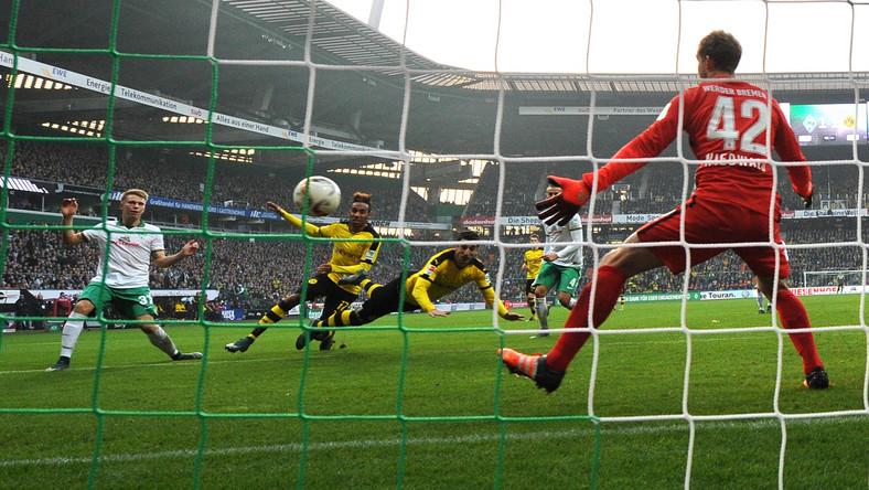 Werder Brema - Borussia Dortmund