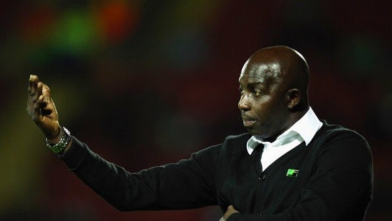 Samson Siasia has been banned for life by FIFA