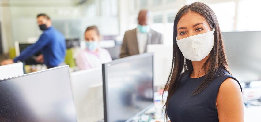 Przez COVID-19 ludzie w biurach będą pracować w grubych swetrach?!