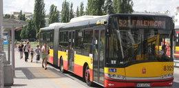 W tych autobusach jest klimatyzacja
