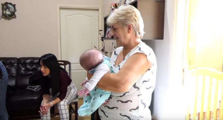 Stefan u hraniteljskoj porodici