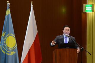 Ambasador Kazachstanu: Współpraca z Polską praktycznie we wszystkich sferach się rozwija