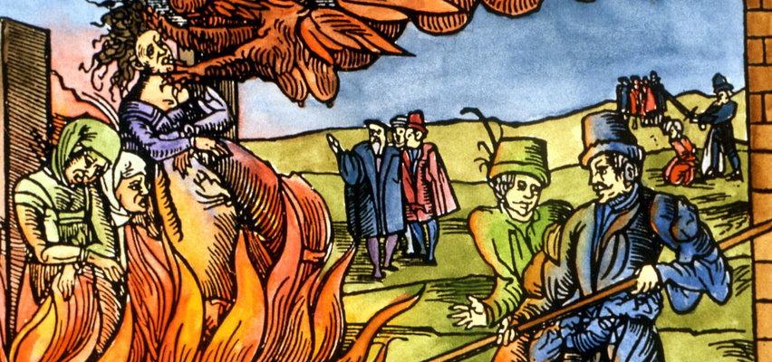 Jak rozpoznać czarownicę? W Salem mieli na to swoje sposoby. Okrutne