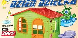 Promocje na Dzień Dziecka w Lidlu, Biedronce, Tesco itp.