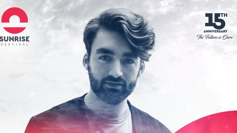 Oliver Heldens na Sunrise Festival 2017 - plakat