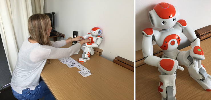 Roboti manipulacija ljudima
