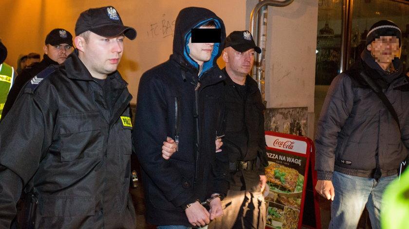 Zarzut zabójstwo z zamiarem ewentualnym usłyszał kolega Ewy, Adam Z.