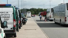 Podsumowanie wakacji na drogach. Tragiczna śmierć inspektora ITD