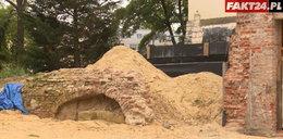 Historyczne odkrycie. Odkopali fragment pałacu polskiego króla
