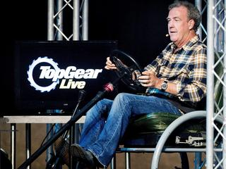 FILE NETHERLANDS BRITAIN TV CLARKSON SUSPENDED