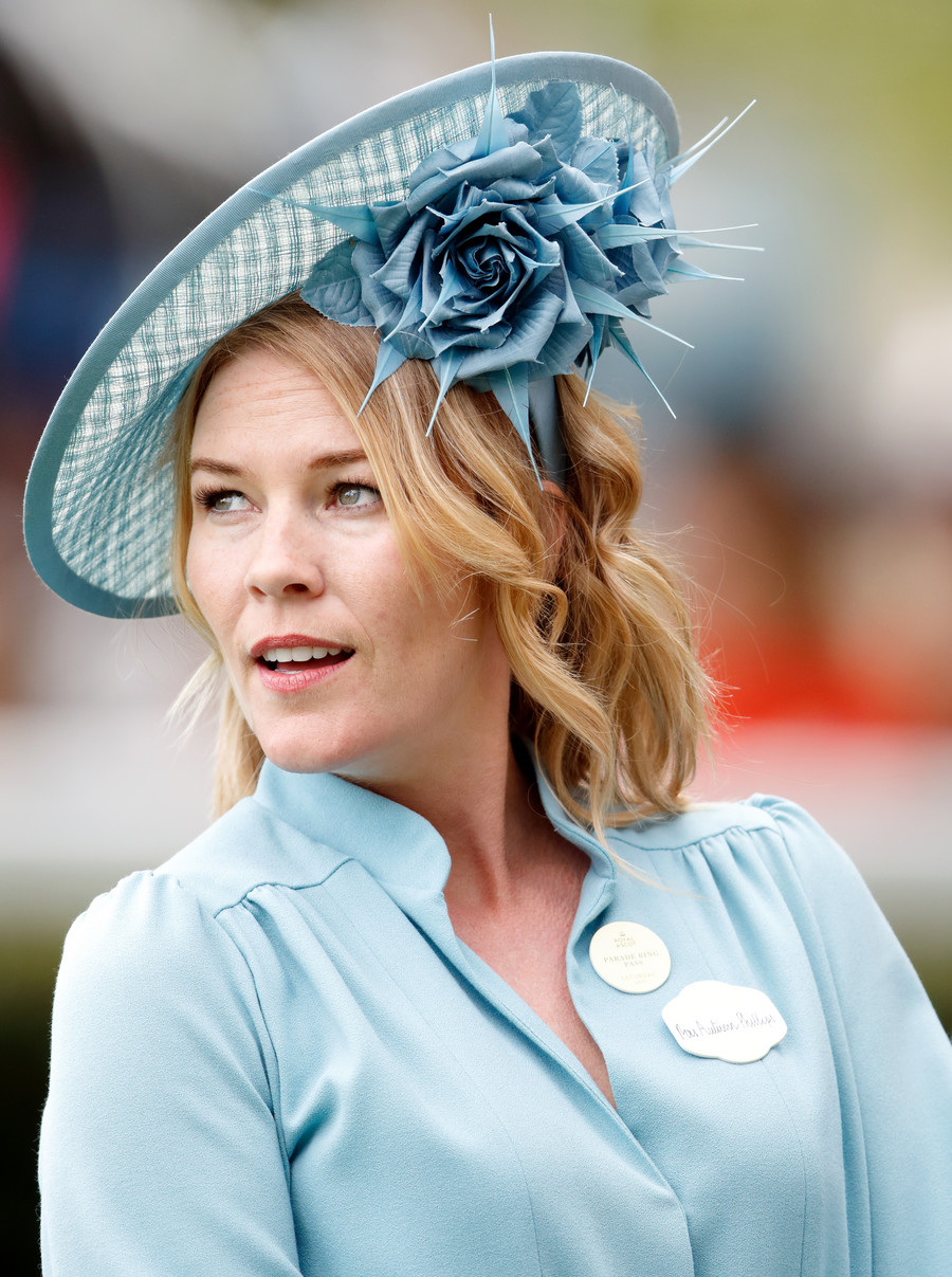 Autumn Phillips podczas Ascot 2019 / Max Mumby/Indigo /GettyImages