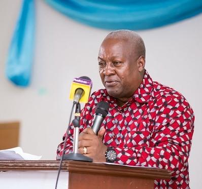 Running mate and NDC manifesto will be finalised soon – Mahama
