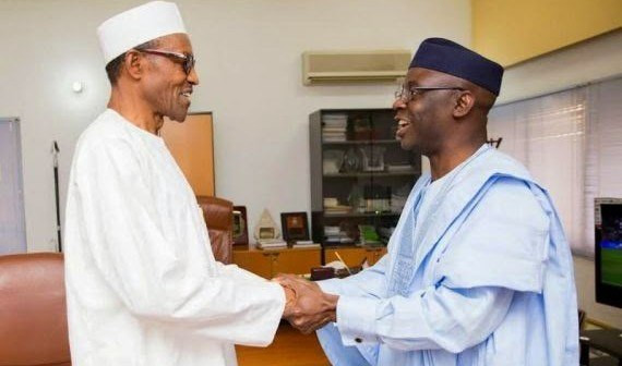 President Buhari and Pastor Bakare were once flagbearer and running mate respectively. These days, their love has gone cold