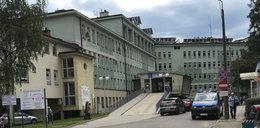 Pacjent – demolka szalał w szpitalu w Jaśle