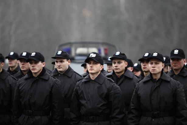 Policjanci. Fot. Newspix.pl