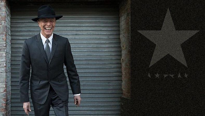 David Bowie na zdjęciu ze swojej ostatniej sesji