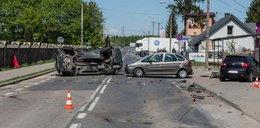 Sprawca wypadków w Ostrowi Mazowieckiej zatrzymany!