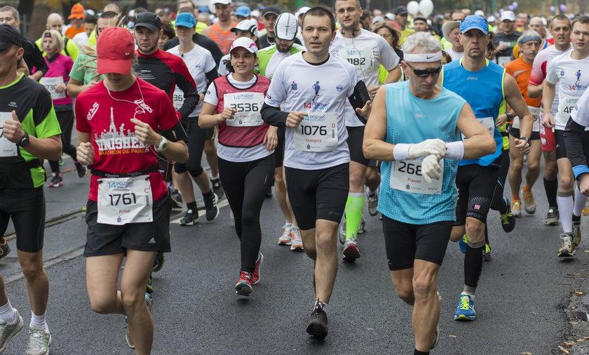 Maraton w Poznaniu