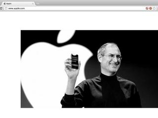 strona apple steve jobs
