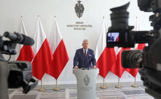 Karczewski: Zmiany w konstytucji są potrzebne. Osobiście nie mam wyrobionego zdania na temat referendum