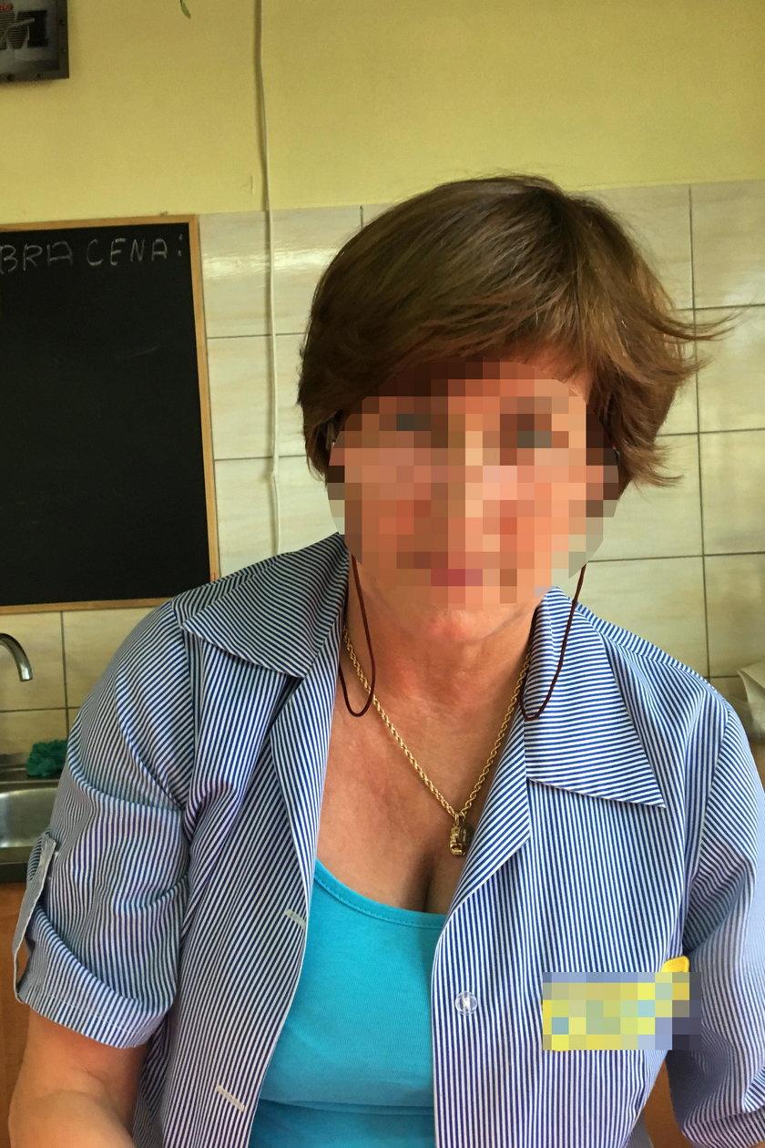 Renata W. siostra Romana pracowała z Danutą w tym samym sklepie