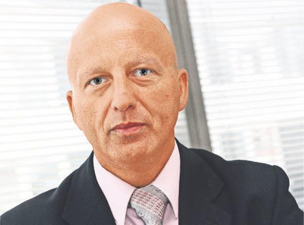 Krzysztof Woźniak, ekspert firmy Capgemini, jednej z dostawców w zakresie usług konsultingowych, technologicznych i outsourcingu, która jest obecna w 30 krajach Fot. Wojciech Górski