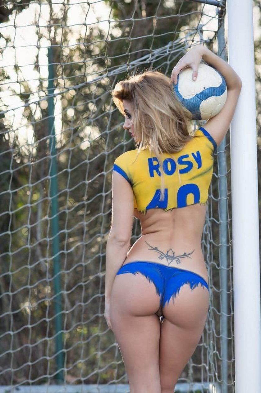 Rosy Maggiulli chce się rozebrać, aby ratować Parmę!