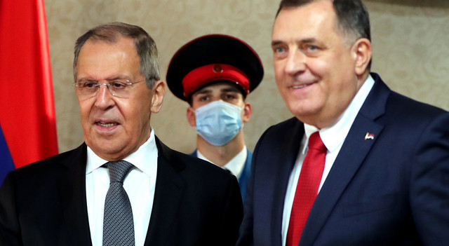 Lavrov i Dodik