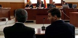 Messi skazany na więzienie. Wyrok prawomocny
