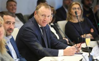 Łopiński tymczasowym prezesem TVP. Kurski zostanie doradcą zarządu
