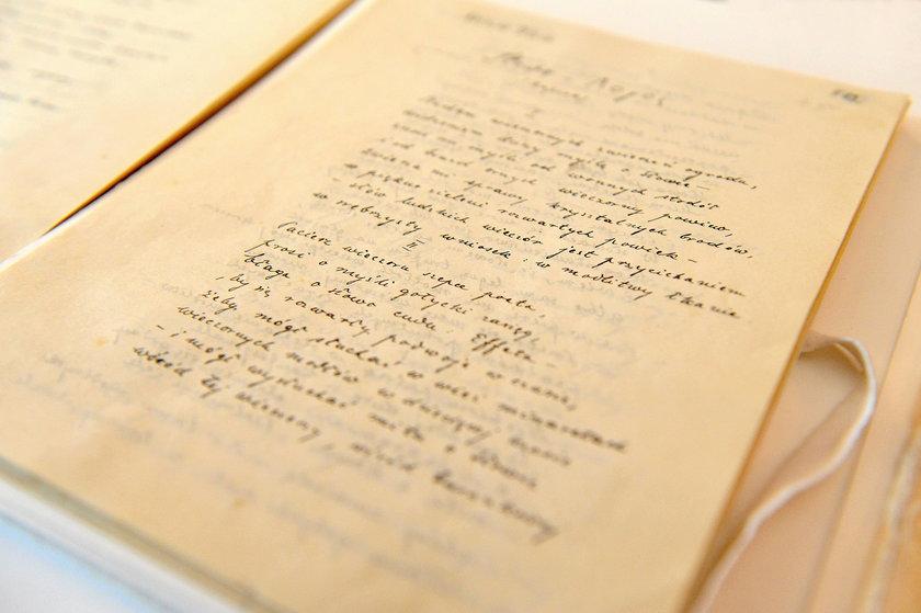 Rękopis Jana Pawła II