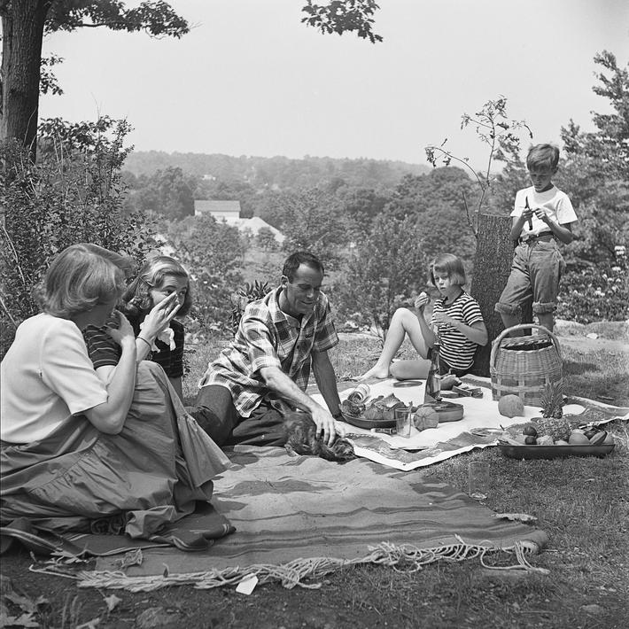 The Henry Fonda Family Picnic
