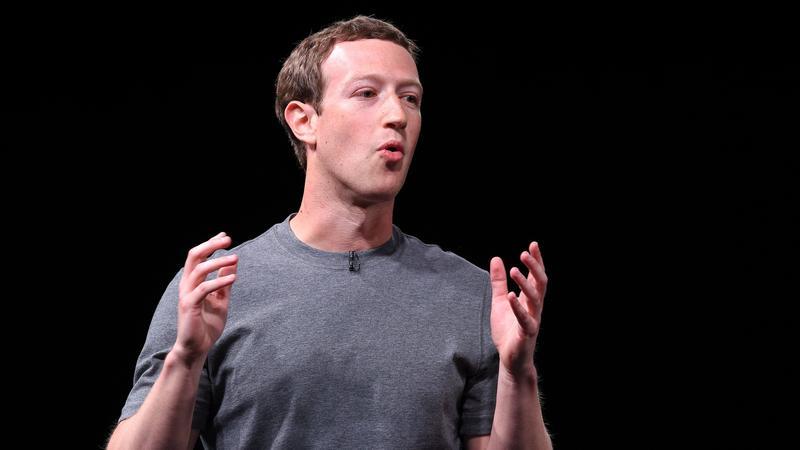 Marrk Zuckerberg