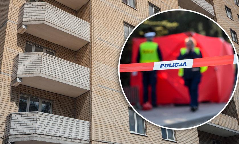 W mieszkaniu znaleziono martwą 87-latkę i jej nieprzytomną córkę.