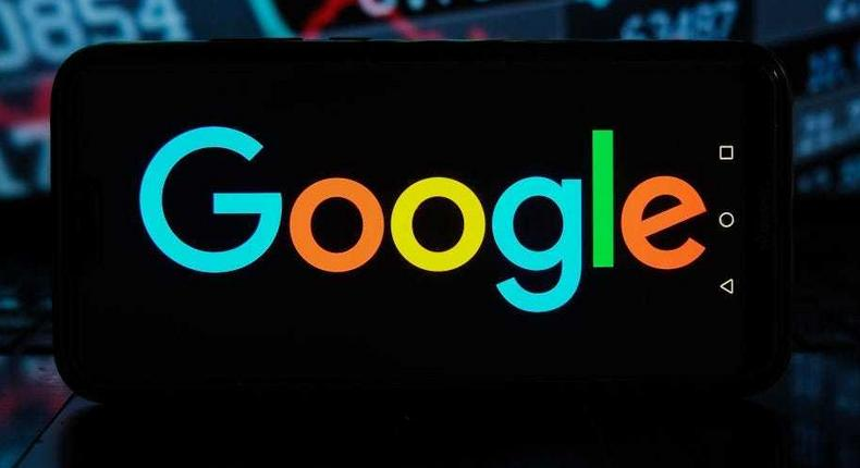 Google announces plan to invest $1billion to support digital transformation in Africa.