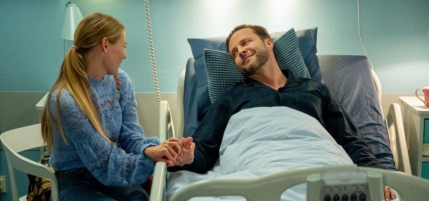 """""""Barwy szczęścia"""" odcinek 2472. Dominika odwiedza Sebastiana w szpitalu. Dawne uczucie wróciło?"""