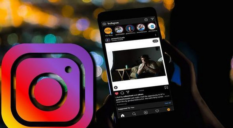 Instagram now has dark mode – here's how to turn it on