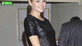 Agata Paskudzka pokazuje ciążowy brzuszek